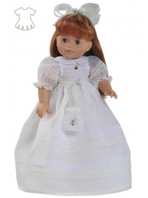Nastia First Communion dress