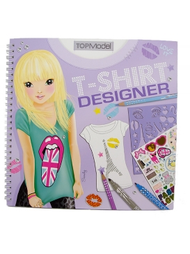 Top Model T-Shirt Designer - Sandy
