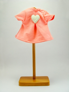Cuco coral pink dress